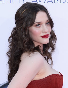 Frisuren How I met Your Mother, Big Bang Theory & Co Kat Dennings