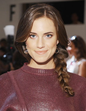 Frisuren How I met Your Mother, Big Bang Theory & Co. Allison Williams