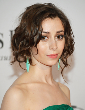 Frisuren How I met Your Mother, Big Bang Theory & Co. Christin Milioti