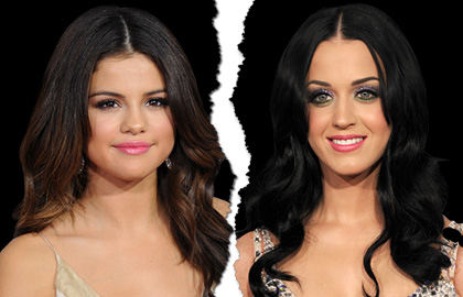 Selena Gomez vs. Katy Perry