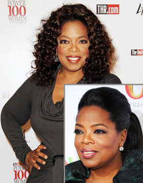 Power-Frisuren: Oprah Winfrey