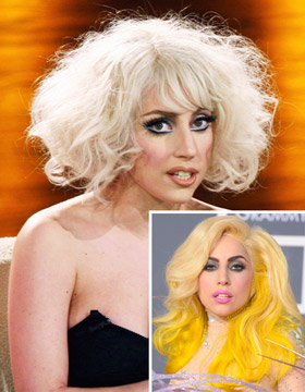 Power-Frisuren: Lady Gaga